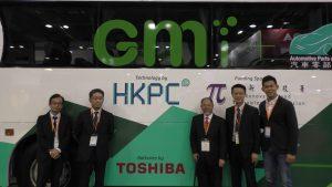 GMI混合動力客車 電池由東芝提供s