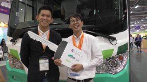 GMI工程司對於GMI能成為香港第一及唯一注冊汽油生產商感到自豪